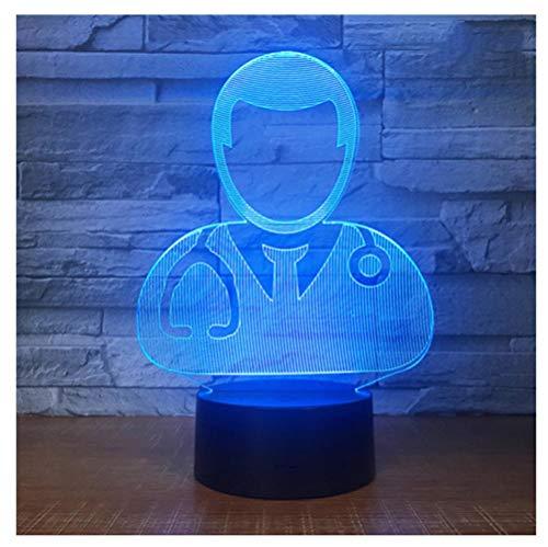Kleine Laterne 3D Dekoration Atmosphäre Licht Touch Led Geschenk Visuelles Licht Kreatives Produkt Geschenk Licht, E