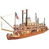 Artesania Latina 020505-Detailed Wooden Steam Ship Modelling Kit