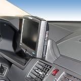 KUDA Navigationskonsole (LHD) für Volvo XC 90 ab 1/03 in Kunstleder schwarz