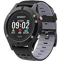 Montre Connectée pour extérieur avec GPS, montre de traqueur de forme physique de Stoga imperméabilisent la montre de sport professionnelle d'OLED d'affichage de la montre de sport d'IP 67 pour l'altimètre / baromètre / thermomètre