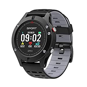 gps outdoor smartwatch stoga fitness tracker uhr amazon. Black Bedroom Furniture Sets. Home Design Ideas