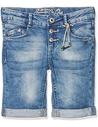Lemmi Mädchen Bermuda Bermudas Jeans Girls Mid