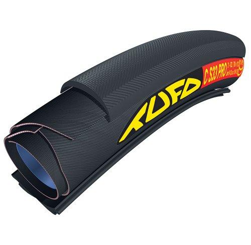 Tufo S33 Pro Tubular de Carretera, Unisex adulto, Negro, 700 x 21 mm