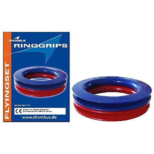 Rhombus 0911771 -  Set 2 Drachenringe, Drachen Flugspielzeug