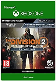 Tom Clancy's The Division 2: Warlords of New York Expansion| Xbox One - Código de desc