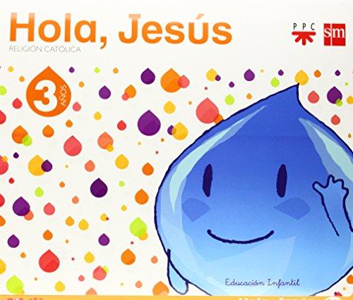 Religión católica 3 años hola, jesús