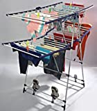 #7: Parasnath FLING Heavy Duty Cloth Dryer Stand (Lifetime Warranty*MADE IN INDIA)
