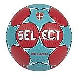 Select Mundo - Balón de balonmano rojo Rot/Türkis Talla:1