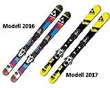 Ski Fischer Stunner SLR JR Freeski-Rocker komplett mit Bindung FJ4