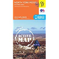 North York Moors - Eastern area 1 : 25 000 (OS Explorer Map)