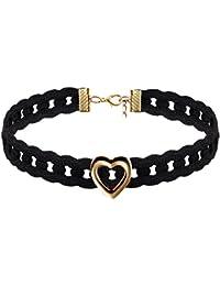 eac313446567 Amazon.es  JewelryWe Joyas - Gargantillas   Collares y colgantes ...