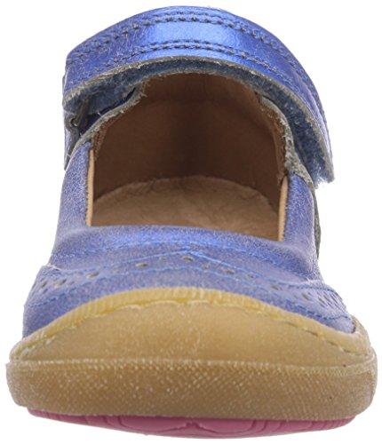 Bisgaard Ballerina, Ballerines fermées fille Bleu - Blau (24 Sea)