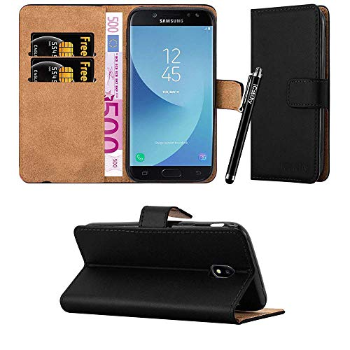 Conscientious For Samsung Galaxy A5 2017 Premium Pu Leather Flip Book Wallet Stand Case Cover Fast Color Cell Phone Accessories