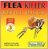 STV Flea Killer Refill Discs 3 Pack STV021