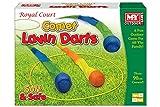 M.Y Comet Lawn Darts In Color Box Gioco da giardino per esterni