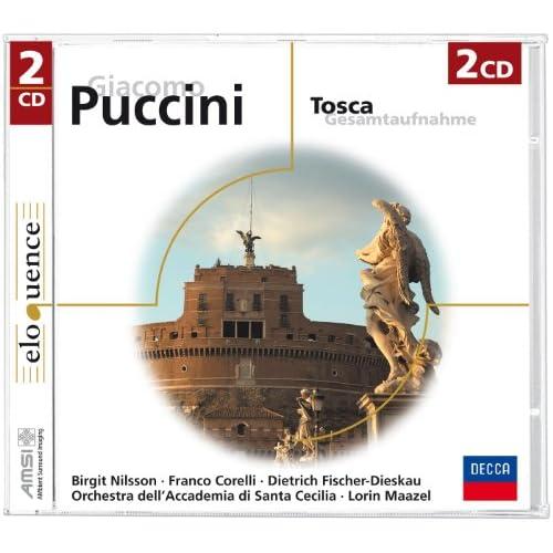Puccini: Tosca (GA) (Eloquence)