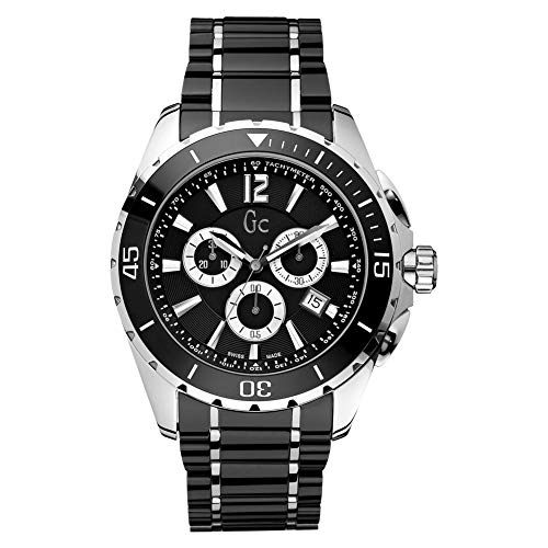 GC by Guess montre homme Sport Chic Collection Sport Class XXL chronographe X76002G2S