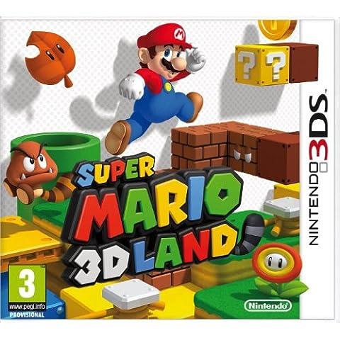 Super Mario 3D Land (Nintendo 3DS)[Importación inglesa]
