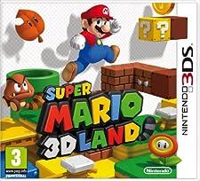 [UK-Import]Super Mario 3D Land Game 3DS