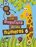 La aventura de los números 6