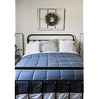 Manta HomeSmart Products, para adultos y niños, de calidad prémium, 152,4 x 203,2 cm, 6,8 kg