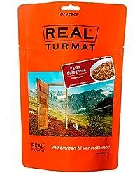 "Original REAL / DRYTECH Norwegische Expeditionsnahrung, 5103 ""NUDELN MIT FLEISCH"", 524 kcal / 122g (500g fertig) Notverpflegung"