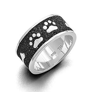 """DUR Schmuck Damen Ring""""Lucky Dog"""" aus 925er Silber R4663"""