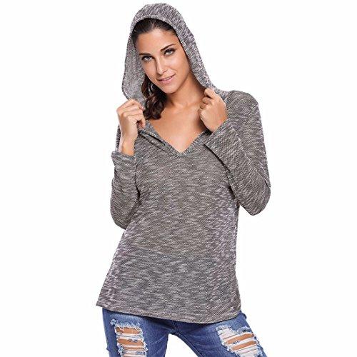 See-Through Schiere Hoodied Reizvoll Plus Größe Lange Hülsen Jersey Übersteigt Blusenhemd Schwarz
