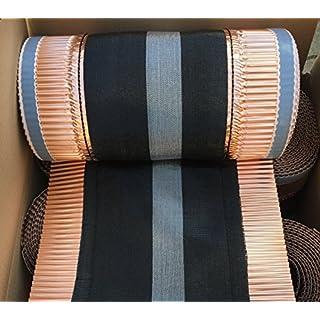 Kupfer Rollfirst Anti Moos, Firstband Kupfer, Moos Stopp 5mx30cm