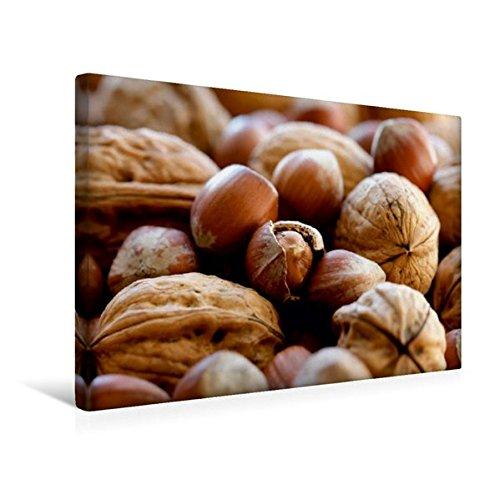premium-textil-leinwand-45-cm-x-30-cm-quer-nusse-nicht-nur-zur-weihnachtszeit-wandbild-bild-auf-keil