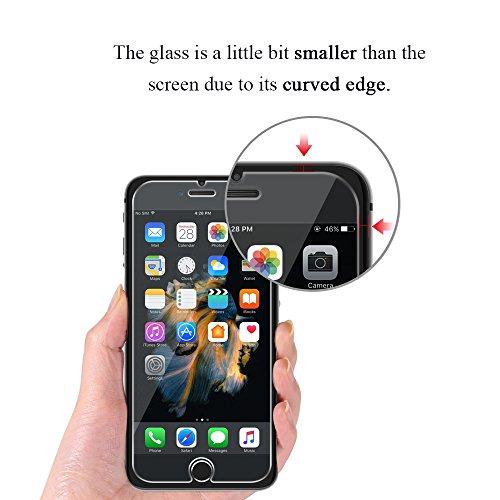 iXCC protezione in vetro temperato da 0,2 mm. iPhone 7P