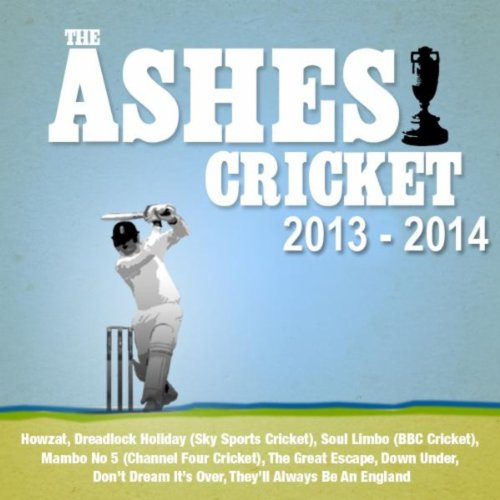 England v Australia Ashes Cricket 2013/2014