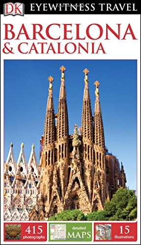 DK Eyewitness Travel Guide: Barcelona & Catalonia (Musica La De Catalana Palau)