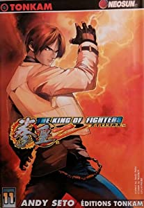 The King of Fighter Zillion Edition simple Tome 11
