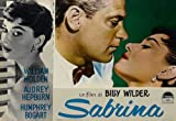 Sabrina Affiche du film Poster Movie Sabrina (11 x 14 In - 28cm x 36cm) French Style B
