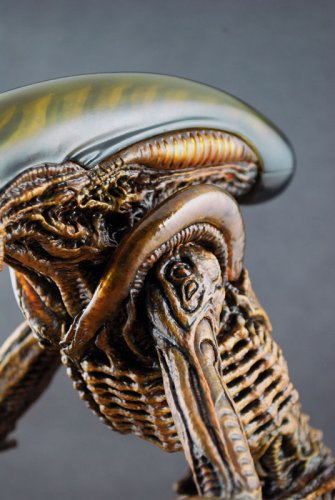 "[Movie Masterpiece] ""Alien 3"" 1/6 scale figure Alien Dog (japan import) 7"