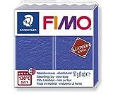 FIMO Efecto De Cuero Azul Indigo, 8010-309