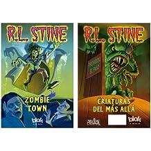 Pack: Zombie Town + Criaturas Del Más Allá (NB ESCRITURA DESATADA)