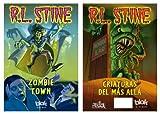 Zombie Town + Criaturas del más allá (Escritura desatada)