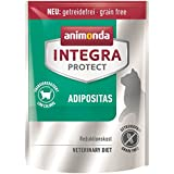 Animonda Integra Protect Adipositas Katzen-Trockenfutter Diätfutter Tiernahrung bei Übergewicht, (322 g)