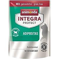 animonda Integra Protect Adipositas Katzen-Trockenfutter | Diätfutter | Tiernahrung bei Übergewicht (322 g)