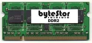 ByteStor 2GB PC2-5300 DDR2 667MHz SO-DIMM Notebooks