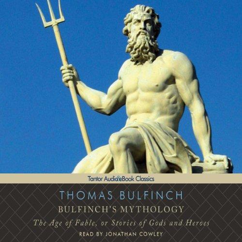 Bulfinch's Mythology  Audiolibri