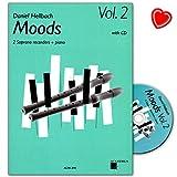 Moods Band 2 mit CD - 10 mittelschwere poppig-rockige...