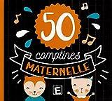 CD 1: 50 comptines chantées et formulettes. CD 2 : 50 versions instrumentales des comptines chantées. + Poster : texte intégral des comptines. Adapté aux enfants de 2 à 5 ans