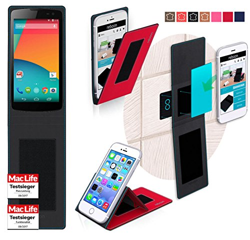Cover for Maxwest Gravity 5 5 Case | in Red | Multifunctional Cover Bumper