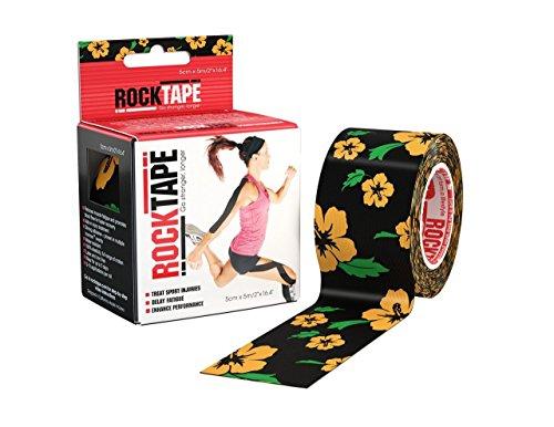 RockTape Kinesiologie-Tape, 5cm Breite x 5m Länge