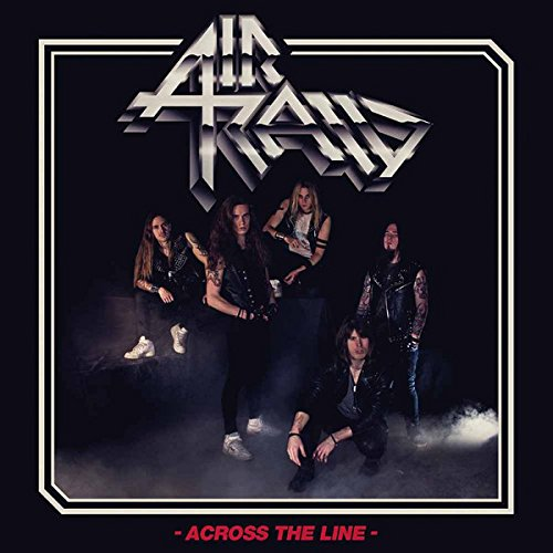 Across the Line (Transparent Blood-Red Vinyl) [Vinyl LP]