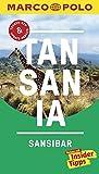 MARCO POLO Reiseführer Tansania, Sansibar: Reisen mit Insider-Tipps. Inklusive kostenloser Touren-App & Update-Service - Marc Engelhardt