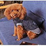 Hunde Pullover Hund Welpen Classic Sweater Fleece Sweater Kleidung Pet